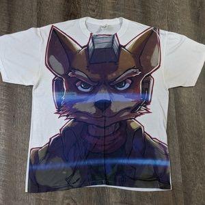 Rare Limited Edition Star Fox Super Smash Bros UMG